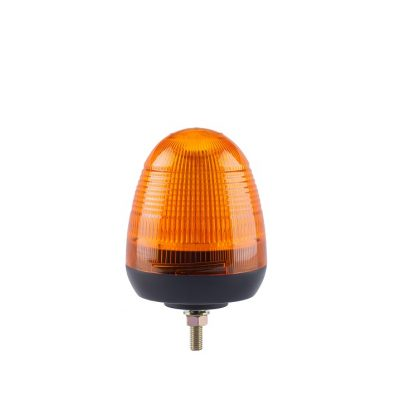 Amber LED Single Bolt Mount Beacon 12/24 Volt. BALED11.?