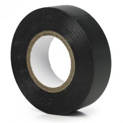 BAITB BLACK INSULATION TAPE 19mm X 20m (10 Pack)