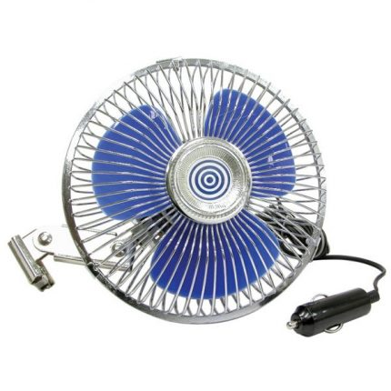 "24 Volt Oscillating 6"" Fan BAOF2 Screw Mount"