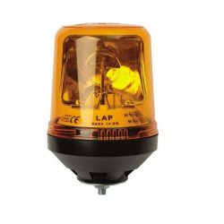 BARB1 Single Bolt Rotating Beacon – Halogen Beacon 12/24V