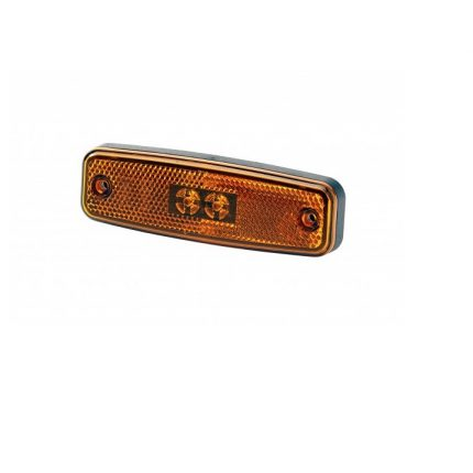 BAML890A Superseal Amber LED Marker Lamp
