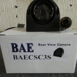 BAECSC3 Side Mount Camera 1/4 Sharp CCD