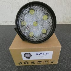 BAWL24 LED Power 18 Watt WORKLAMP 10-30V