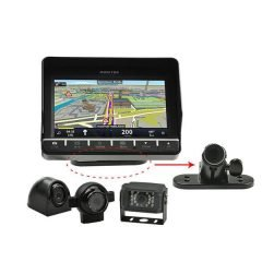 7″ Reverse Camera System with Built in Sat Nav BAECSSN1