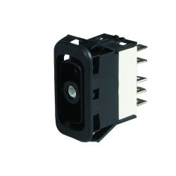Durite 0-785-20 Switch Body On/Off/On Momentary Double-Pole Non Illuminated