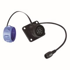 Durite 0-775-98 CCTV H/D Cable Tractor Socket