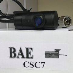 BACSC7 BAE Window Flush Mount Camera