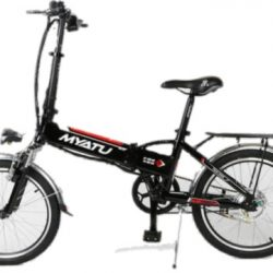 Myatu Comutter Foldable Portable Electric Bicycle