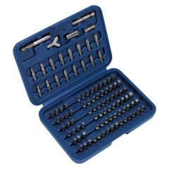 Sealey Power Tool - Security Bit Set 100pc