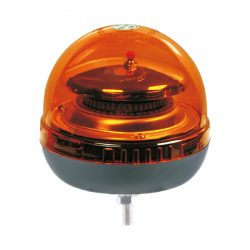 Durite 0-444-41 Beacon LED R10/R65 12/24 volt Amber 1-Bolt Fixing
