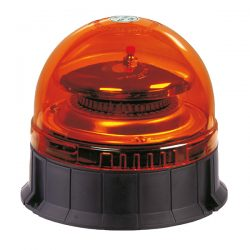 Durite 0-444-43 Beacon LED R10 R65 12/24V Amber 3-Bolt Mount Fixing